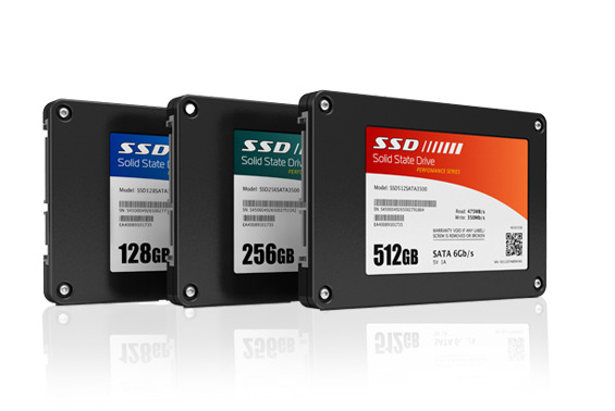 SSD - Solid State Disk