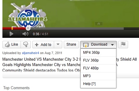 How to download youtube video in mozilla firefox techonia download youtube video ccuart Images