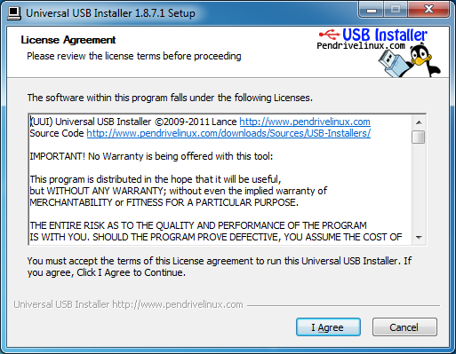 Create USB Linux Installer / USB Bootable – Techonia