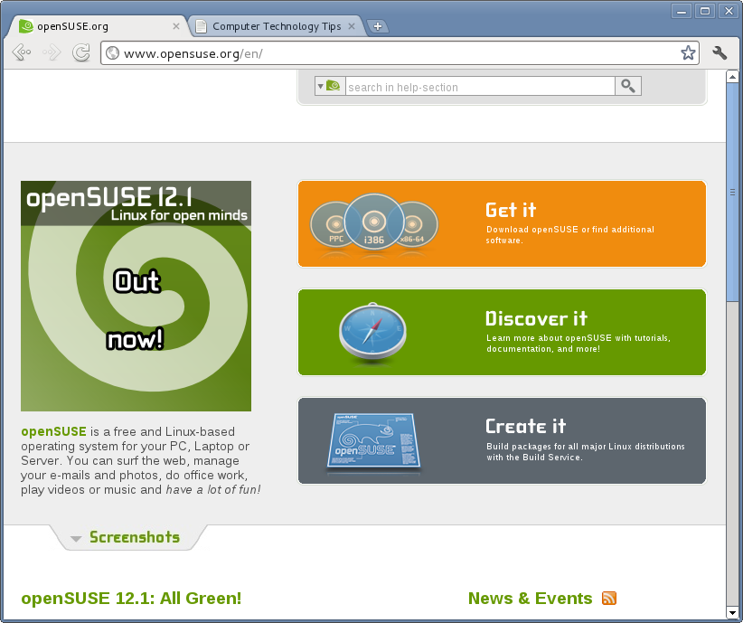 Install Google Chrome OpenSUSE 12 1 – Techonia
