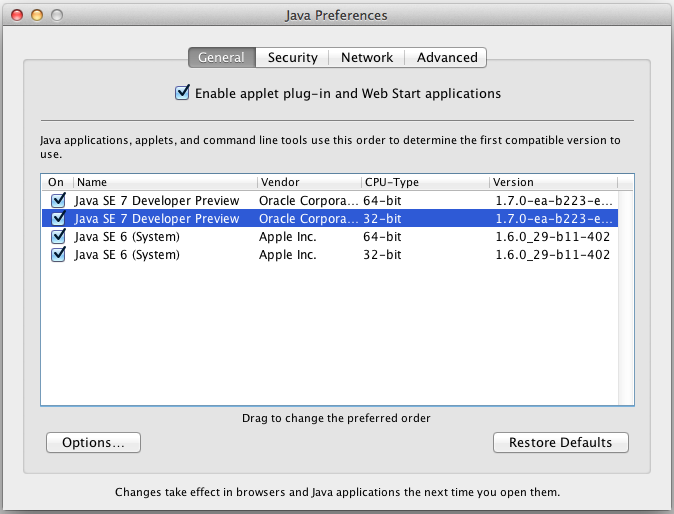 Install Java SE 7 / JDK 1.7 on Mac OS X \u2013 Techonia