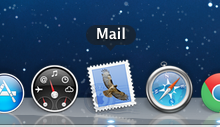 Apple Mail Dock Icon