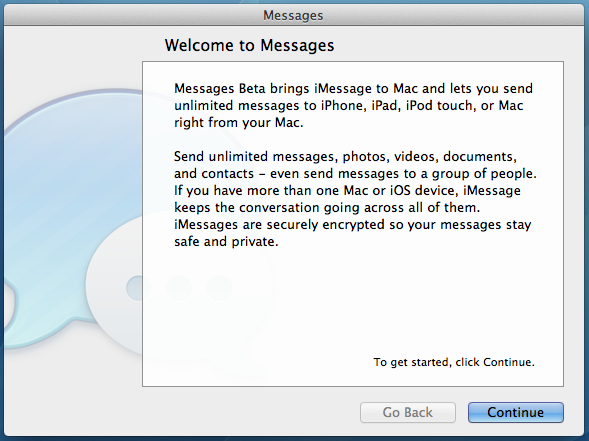 how to change apple id on mac messages