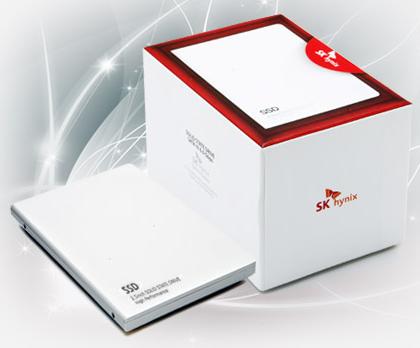 Hynix SSD model is SH910 2.5-inch SSD