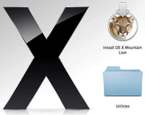 OSX Mountain Lion Installer