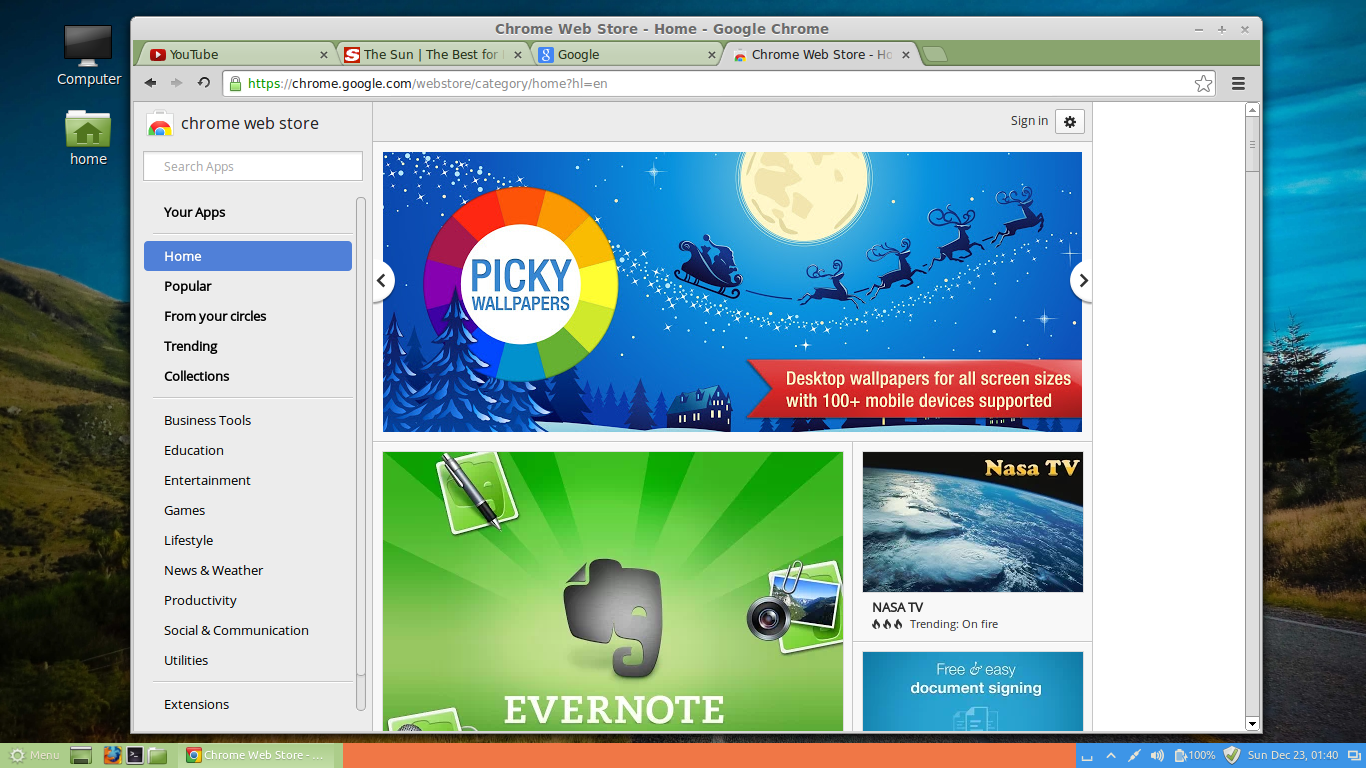 How to install google chrome on linux mint: 8 steps.