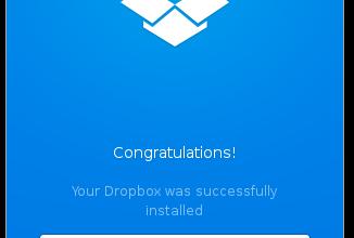 dropbox on centos 7
