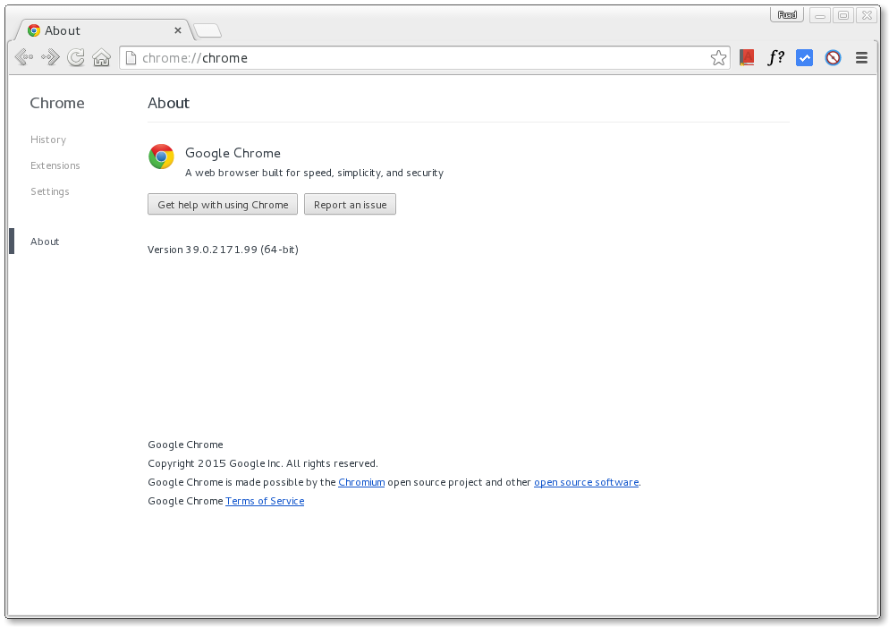 How To Install Google Chrome On Centos 7 Techonia