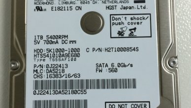 hitachi hgst hdd