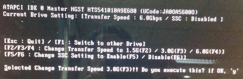 hitachi-F3-change-transfer-speed