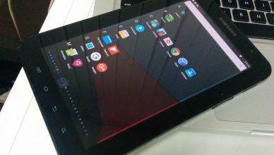 Install CyanogenMod 13 Galaxy Tab P1000