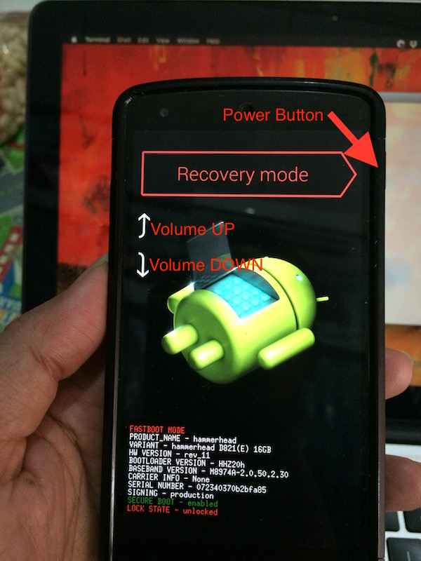 How to install TWRP Recovery Nexus 5 – Techonia